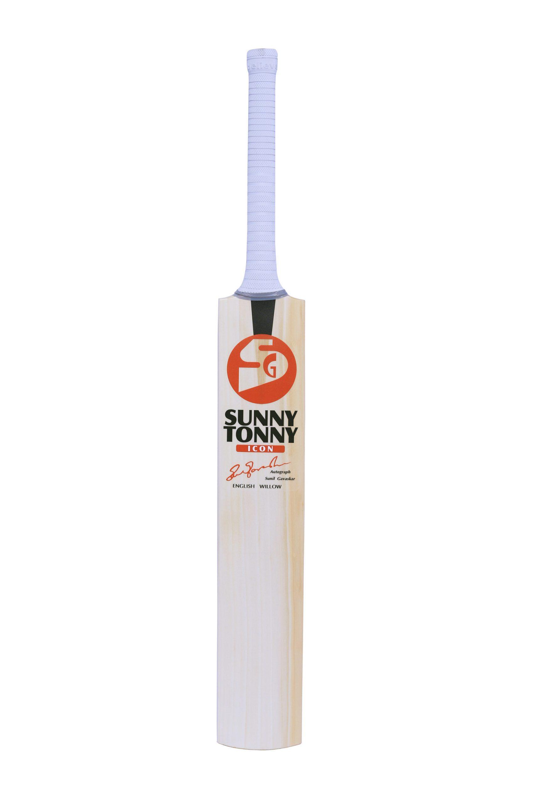 SG English Willow Bat - Sonny Tonny Icon
