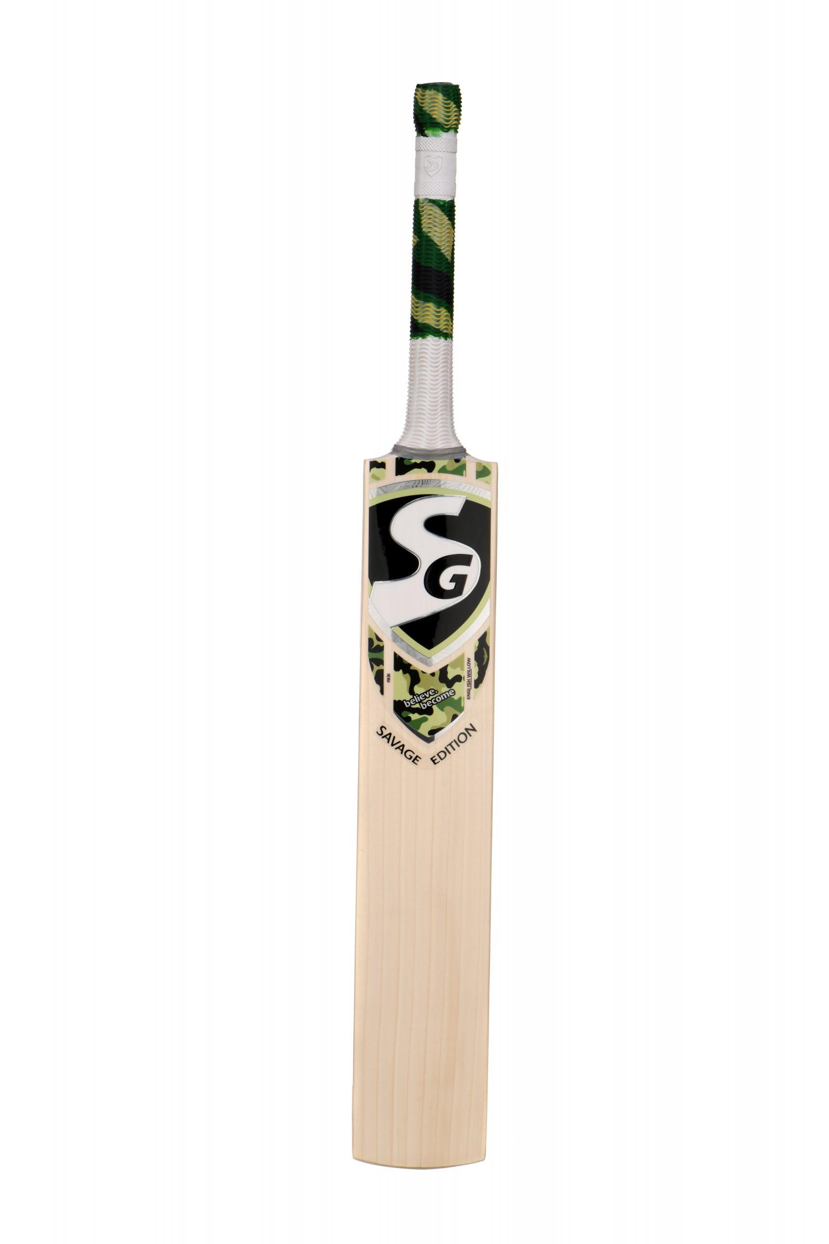 SG English Willow Bat - Savage Edition